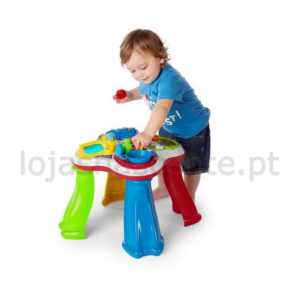 Brinquedos mesa de atividades bilingue 12m chicco - Tavolo cresci e impara chicco ...