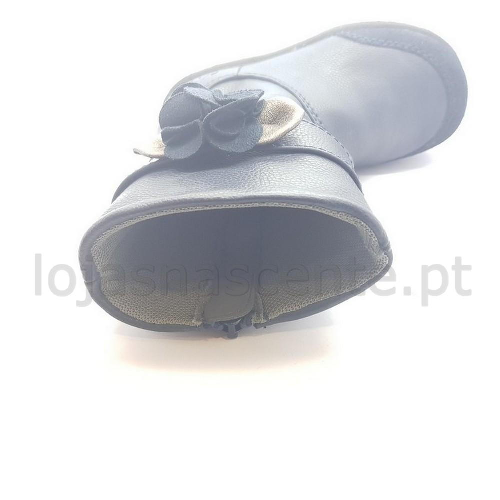 Calçado: Calçado Chicco Bota Cano Alto Carinzia Cor 800 Tam 23